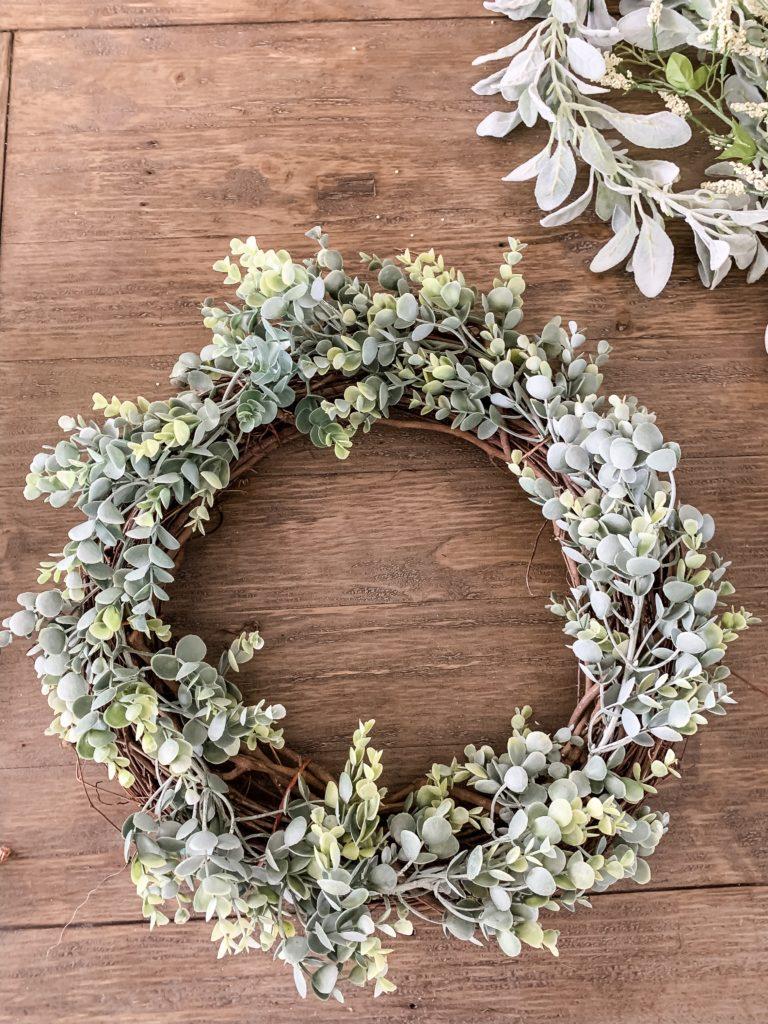 Remington Ranch Farmhouse Easy Diy Fall Wreath Diy